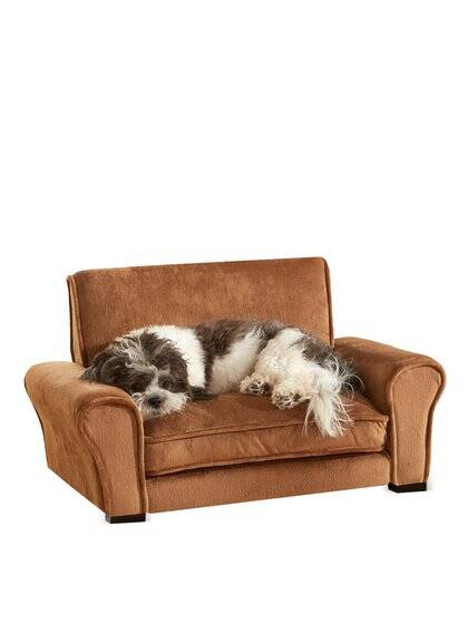 Dog Couch - http://coolthings.us