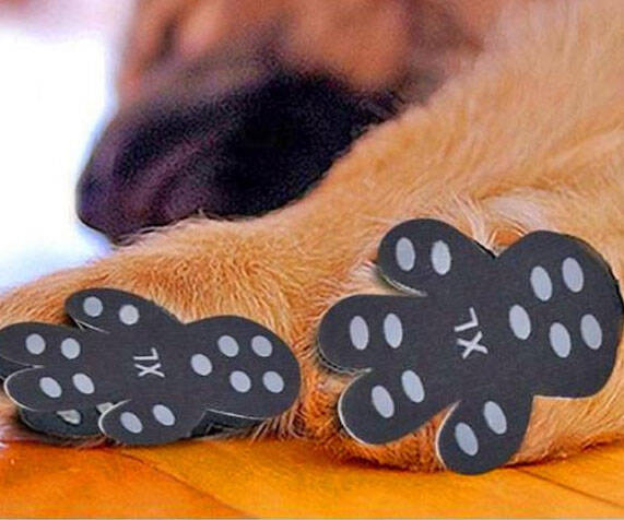 Dog Paw Protection Pads - http://coolthings.us