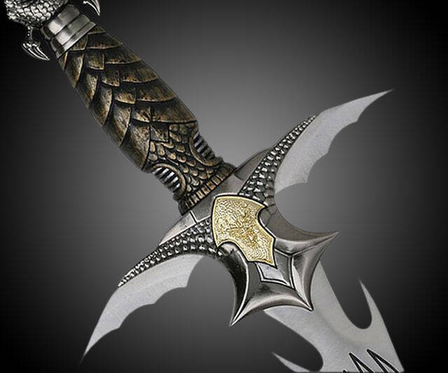 Dragon Evolution Sword - http://coolthings.us