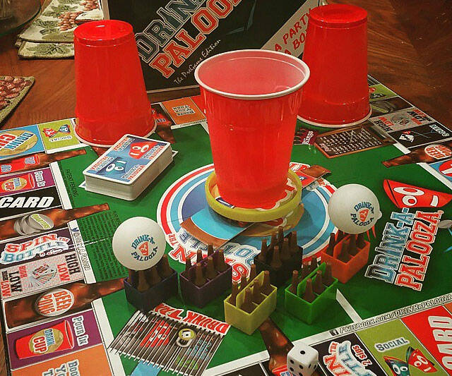 The Ultimate Drinking Game - http://coolthings.us