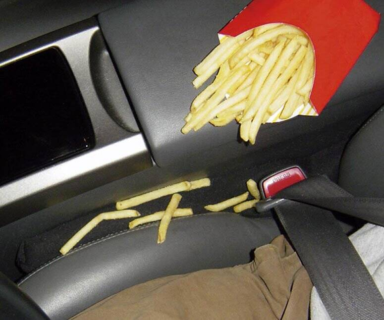 Car Seat Gap Catcher - http://coolthings.us