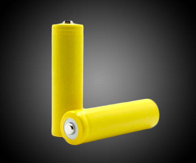Dummy Placeholder Batteries - coolthings.us
