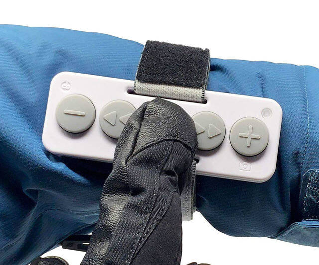 Easy-Press Buttons for Gloves - http://coolthings.us