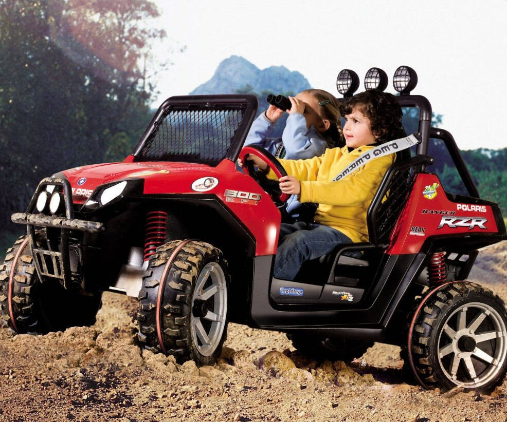 4x4 Toy Offroader - coolthings.us