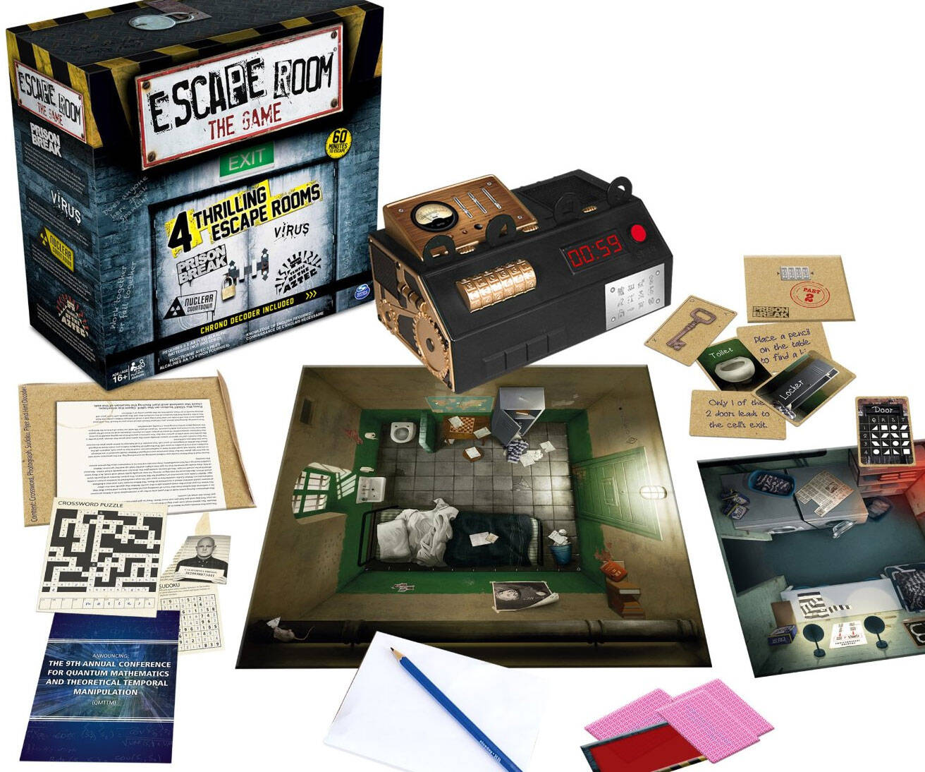 Escape The Room Game - http://coolthings.us