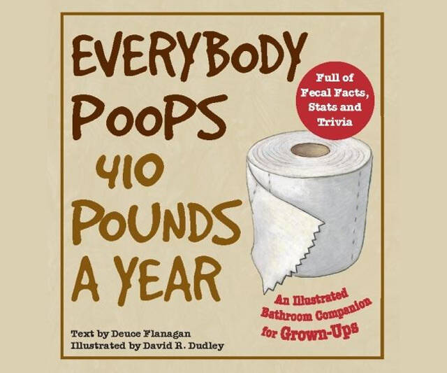 Everybody Poops 410 Pounds a Year - http://coolthings.us