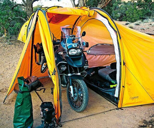 Expedition Camping Tent