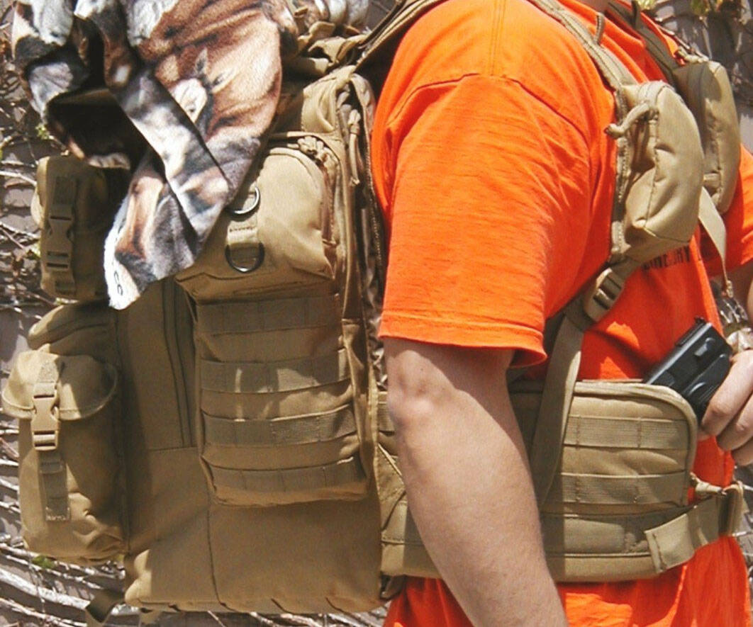 Tactical Backpack - http://coolthings.us
