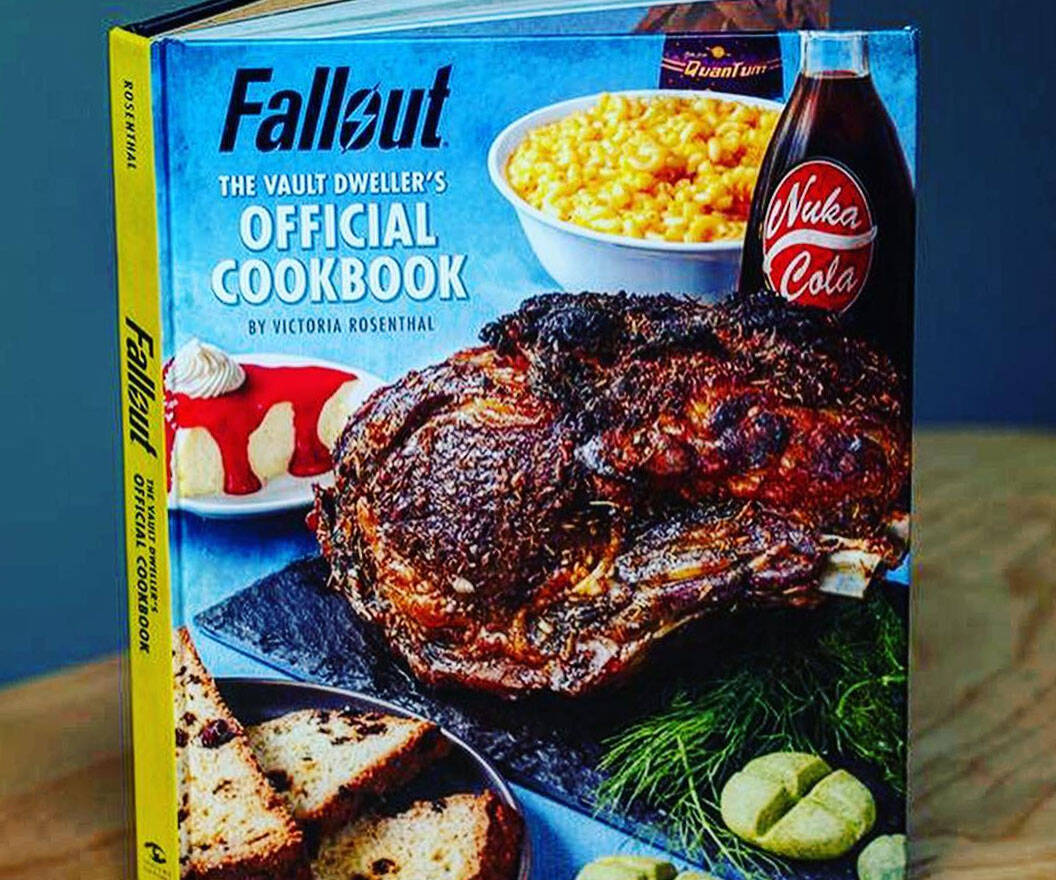 Fallout Vault Dweller's Cookbook - http://coolthings.us