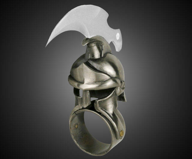 Fantasy Master Ring Knife - http://coolthings.us