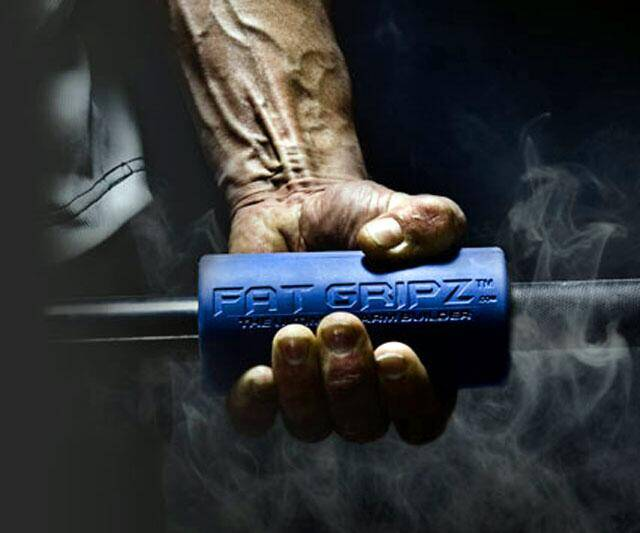 Grip Strength Builder Wraps - http://coolthings.us