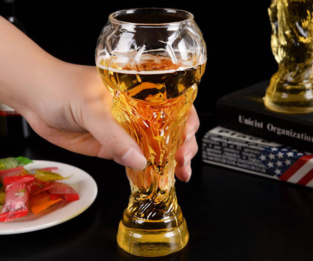 2018 FIFA Champions Beer Mug - http://coolthings.us