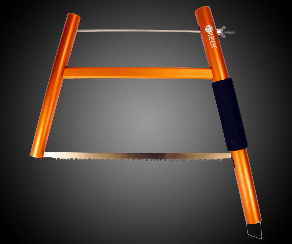 Filzer Buckster Bow Saw - http://coolthings.us