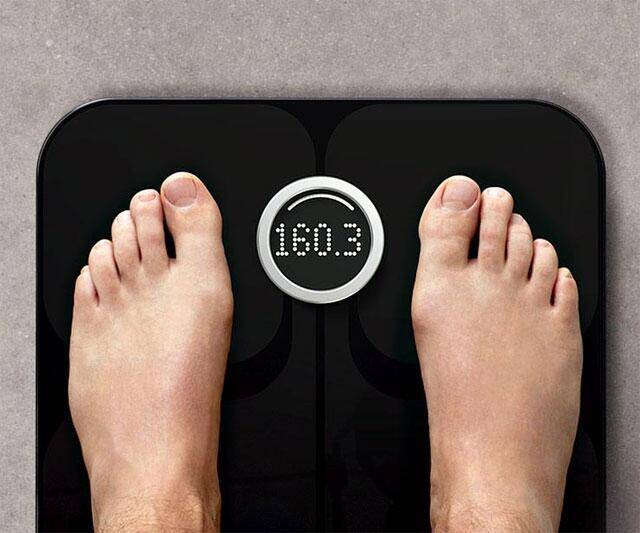 Fitbit Aria Wi-Fi Smart Scale - http://coolthings.us