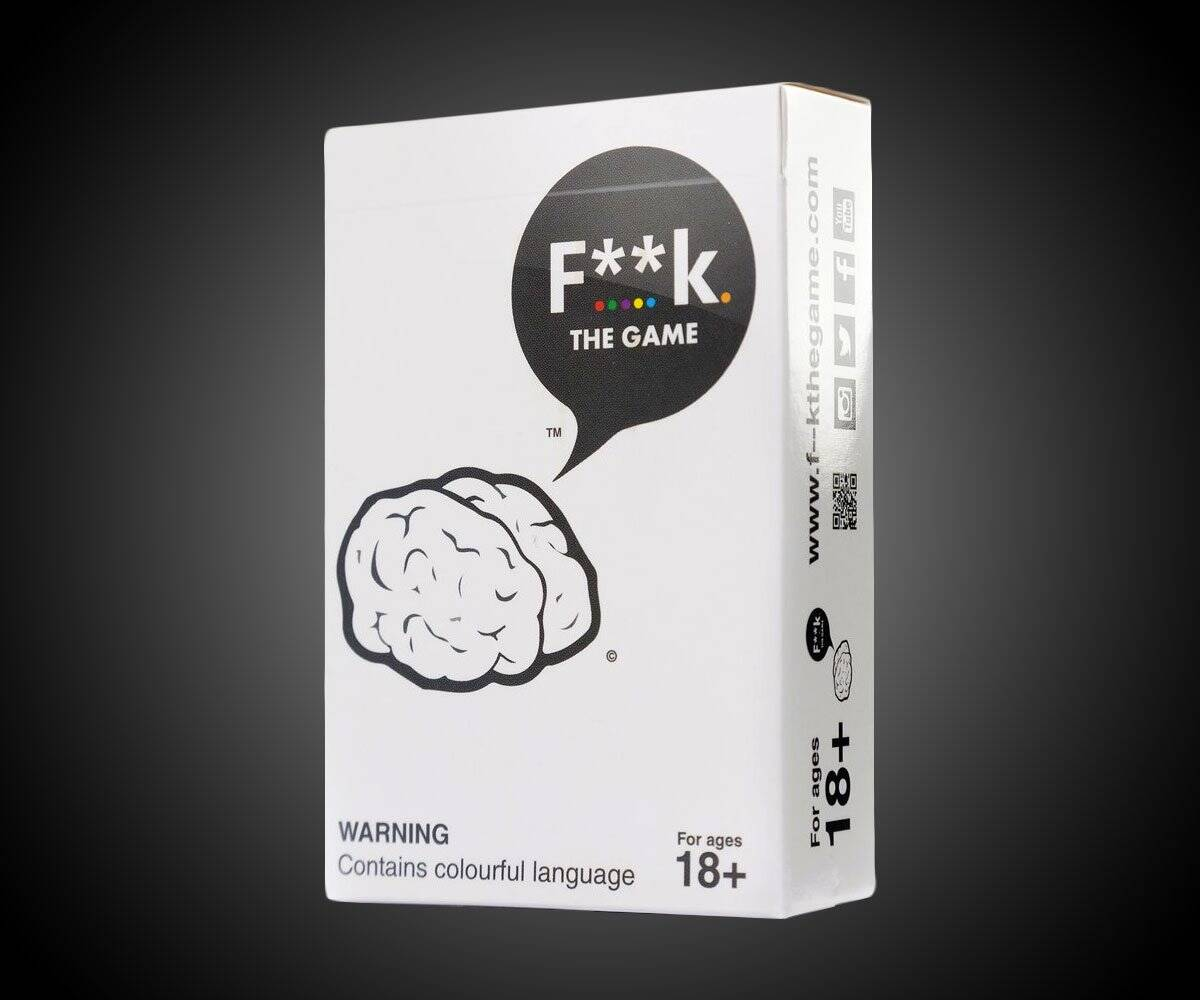 F**k. The Game - http://coolthings.us