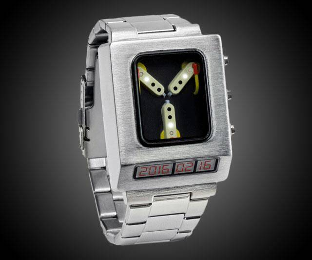 Flux Capacitor Watch - http://coolthings.us