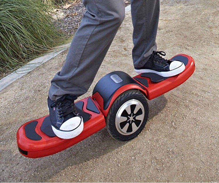 Free-Style Hoverboard - http://coolthings.us