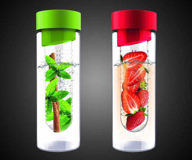 Fruit Infuser Water Bottle - coolthings.us