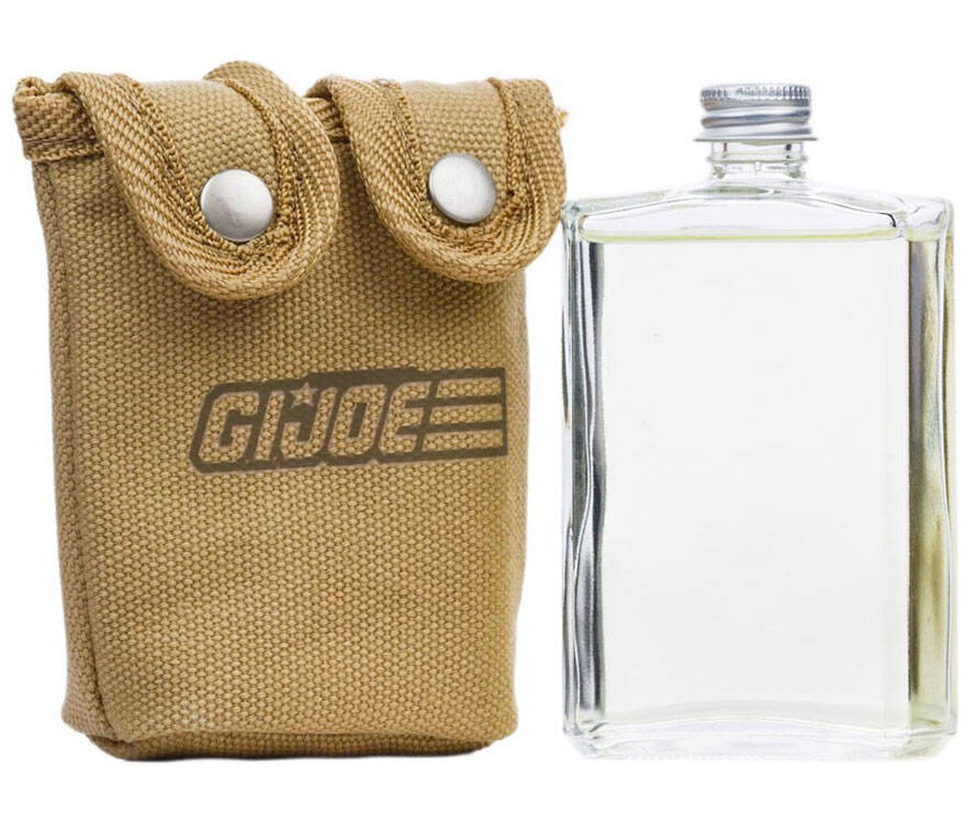 G.I. Joe Cologne - http://coolthings.us