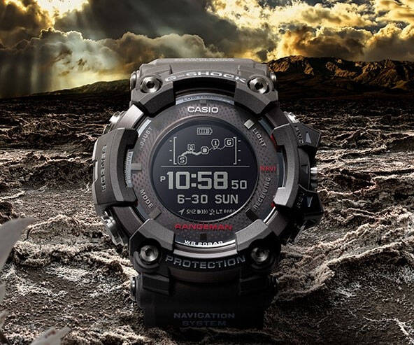 G-Shock Rangeman Rugged Watch - http://coolthings.us