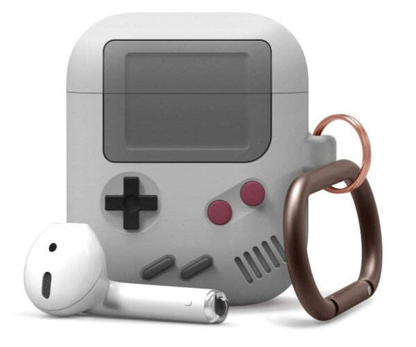 Game Boy AirPods Case Cover