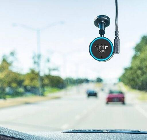 Garmin GPS with Alexa - http://coolthings.us