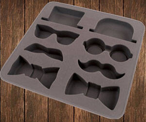 Gentleman's Ice Cube Tray - coolthings.us