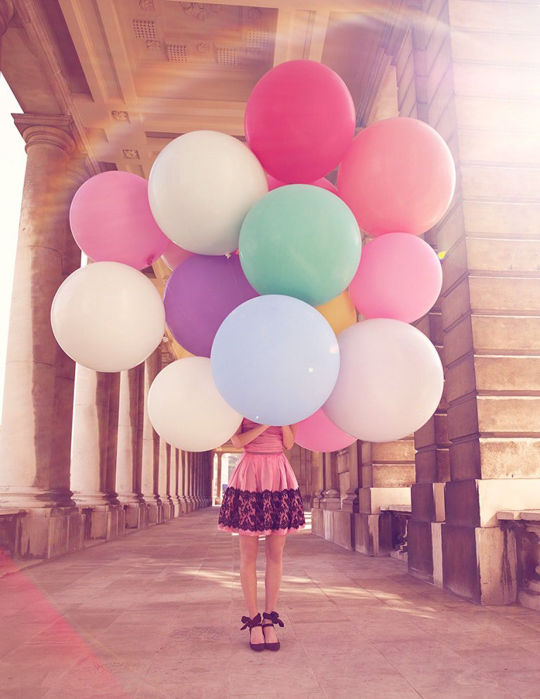 Giant Inflatable Balloons - http://coolthings.us