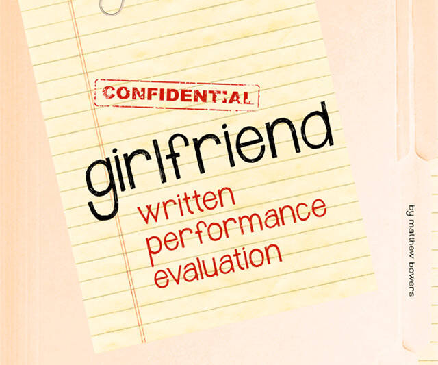Girlfriend Written Performance Evaluation - http://coolthings.us