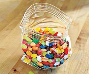 Glass Ziploc Bag - http://coolthings.us