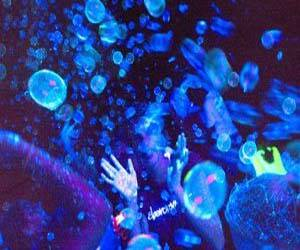 Glow In The Dark Bubbles - http://coolthings.us