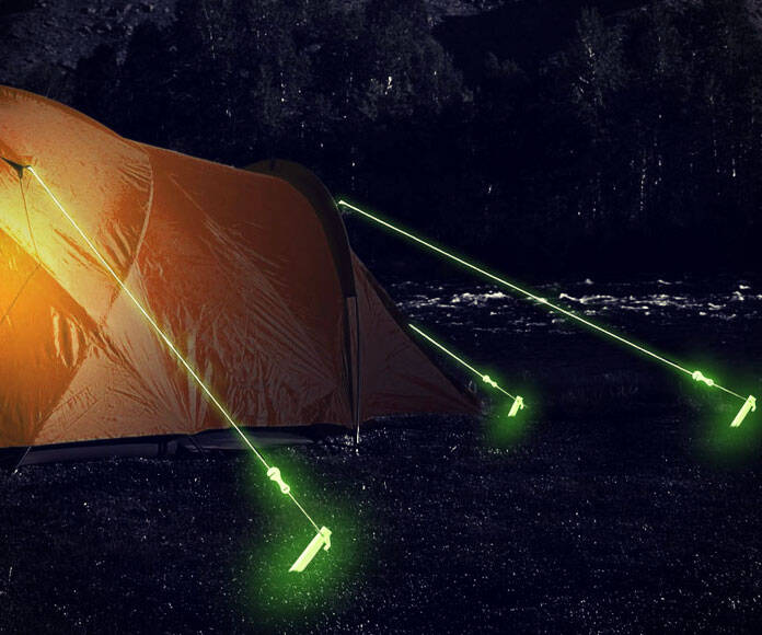 Glow In The Dark Rope - http://coolthings.us