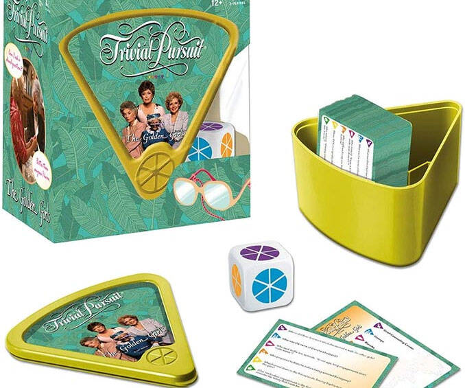Golden Girls Trivial Pursuit - http://coolthings.us