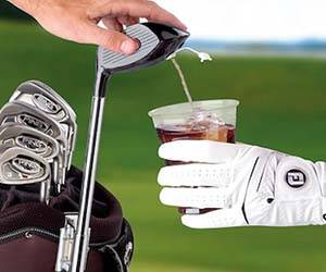 Golf Club Drink Dispenser - coolthings.us
