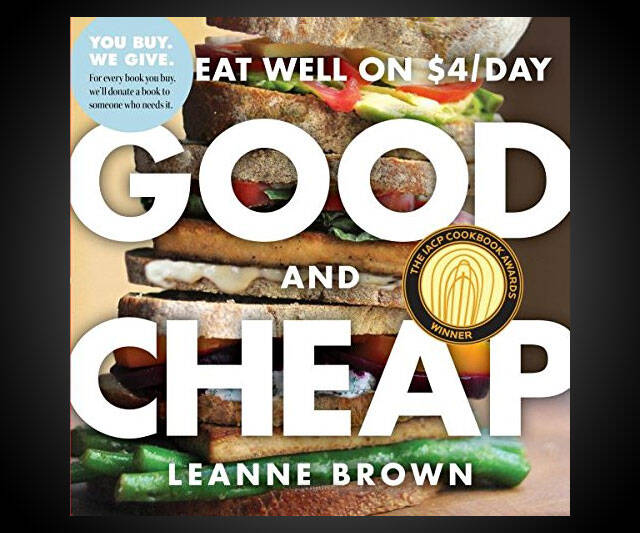 Good and Cheap: Eat Well on $4/Day - http://coolthings.us
