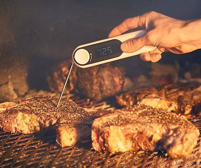 BBQ Thermocouple Thermometer - http://coolthings.us