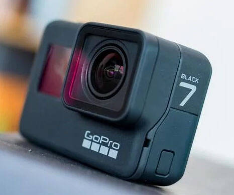 GoPro Hero 7 Black - http://coolthings.us