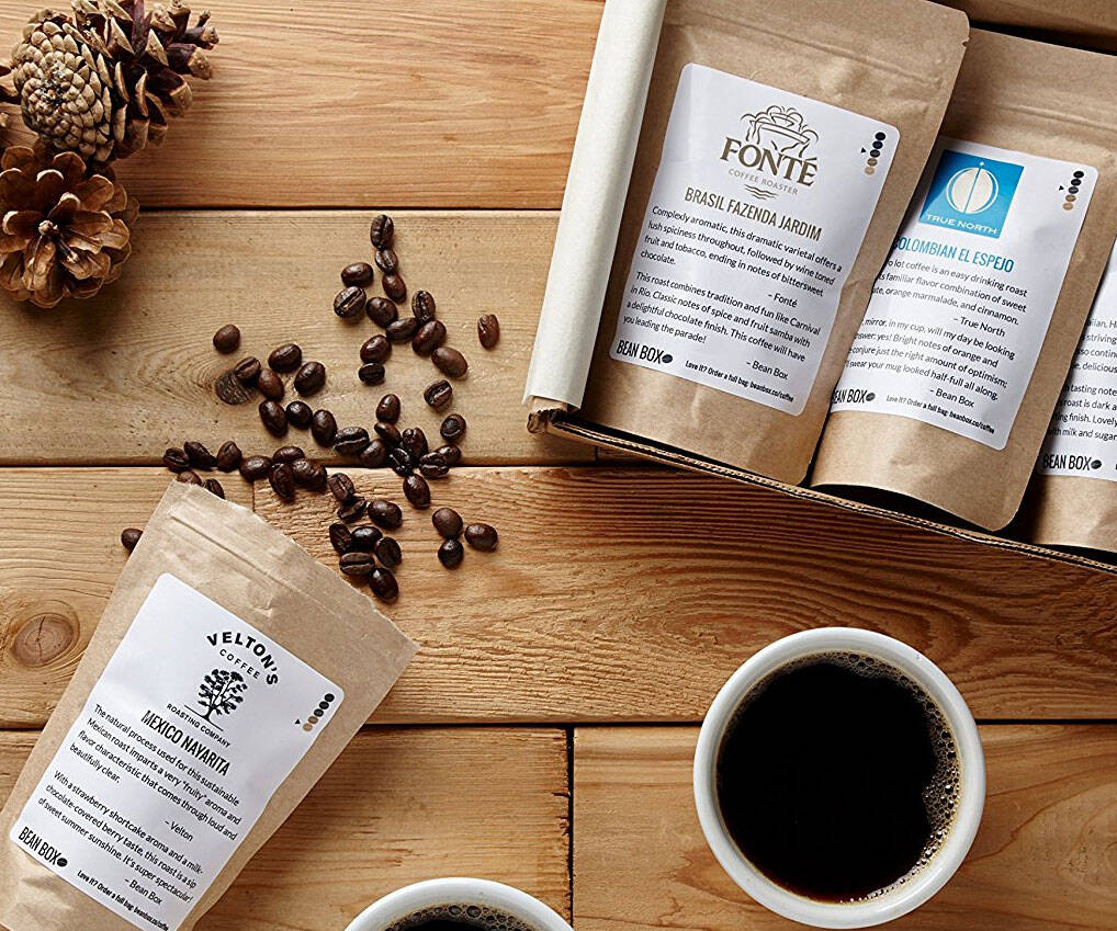 Gourmet Coffee Subscription Box - http://coolthings.us