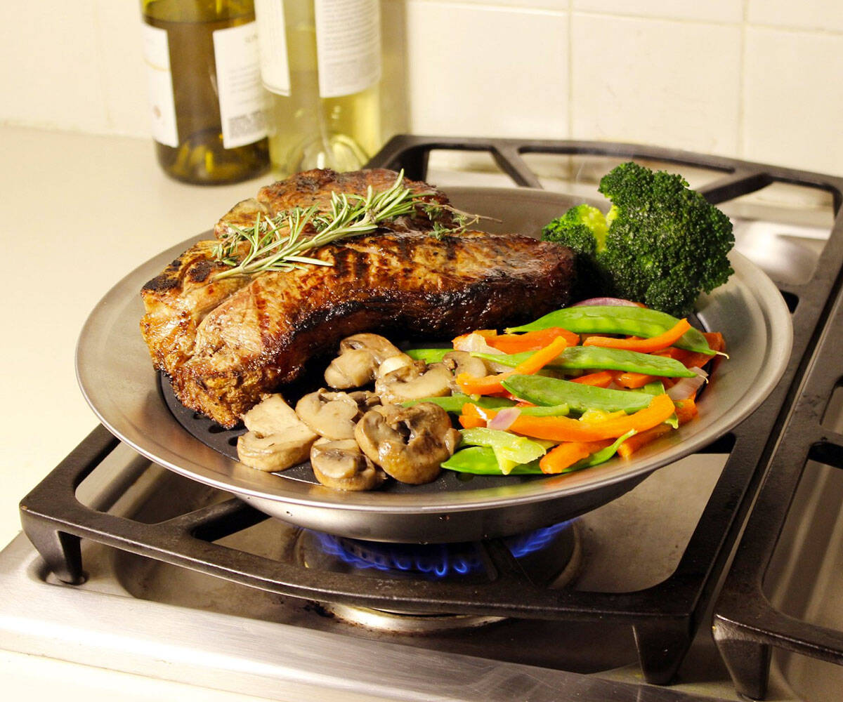 Grill It Stove Top Grill - http://coolthings.us