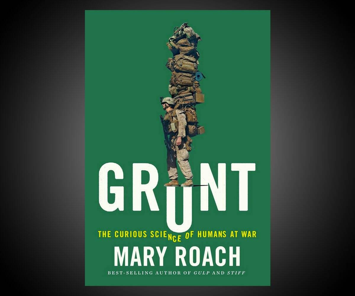 Grunt: The Curious Science of Humans at War - http://coolthings.us