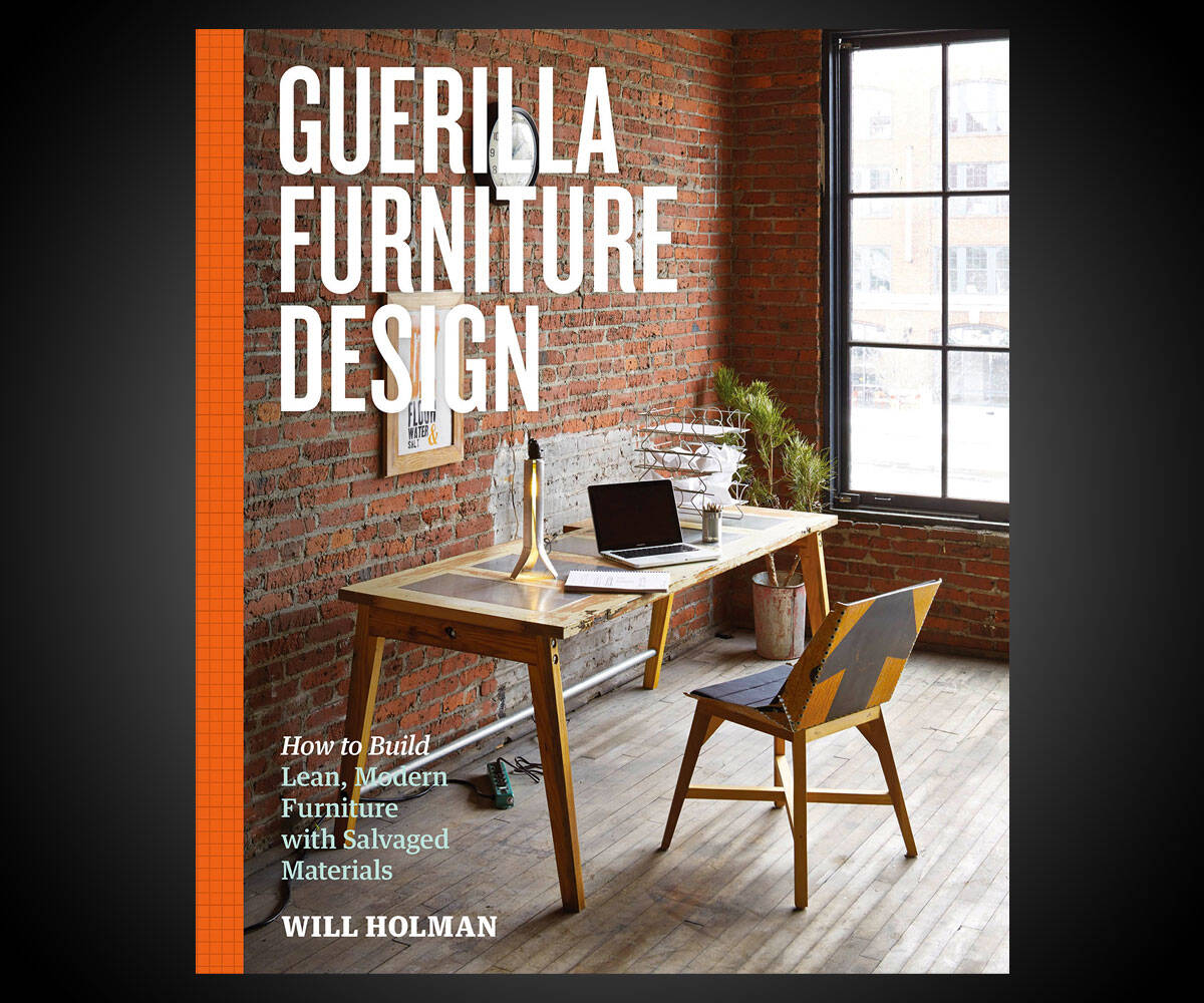 Guerilla Furniture Design - http://coolthings.us