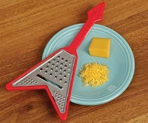 Guitar Cheese Shredder