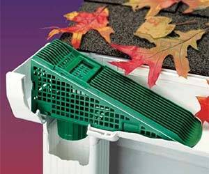 Gutter Filter - http://coolthings.us