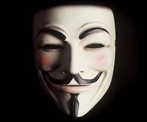 Guy Fawkes Mask - http://coolthings.us