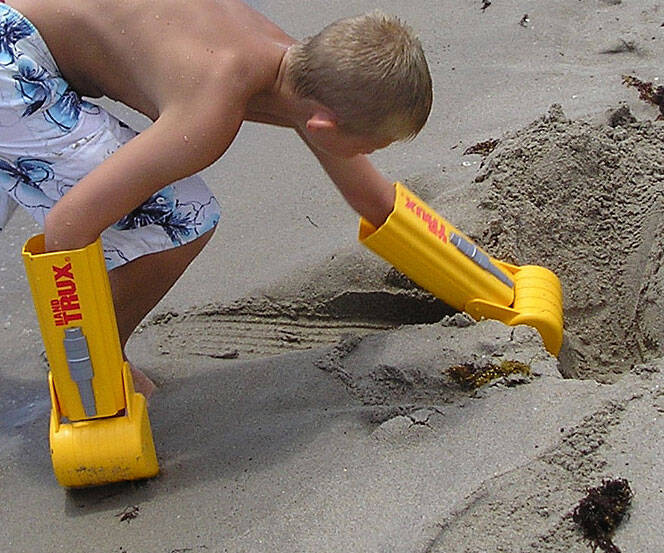 Hand Shovels - http://coolthings.us