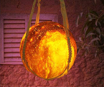 Hanging Moon Lamp - coolthings.us