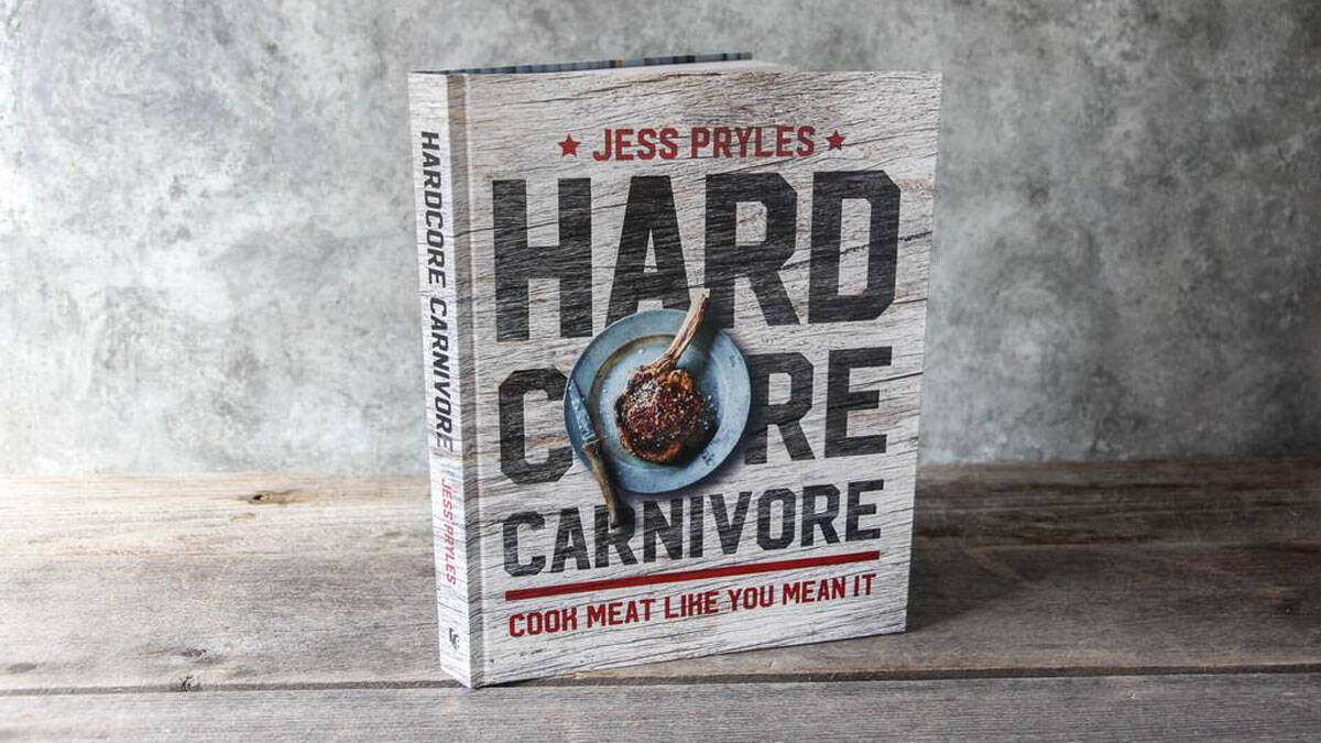 Hardcore Carnivore Cook Book - http://coolthings.us