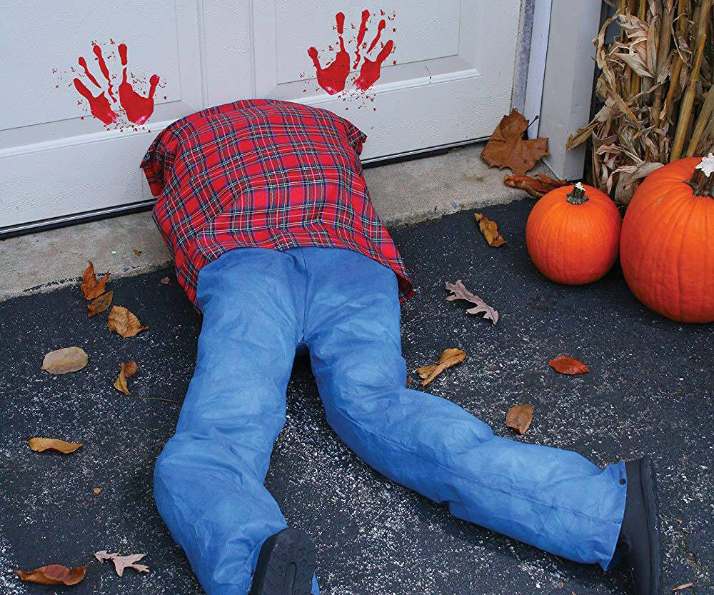 Headless Body Halloween Prop - http://coolthings.us