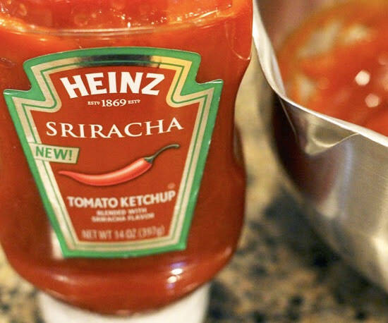 Sriracha Flavored Ketchup - coolthings.us