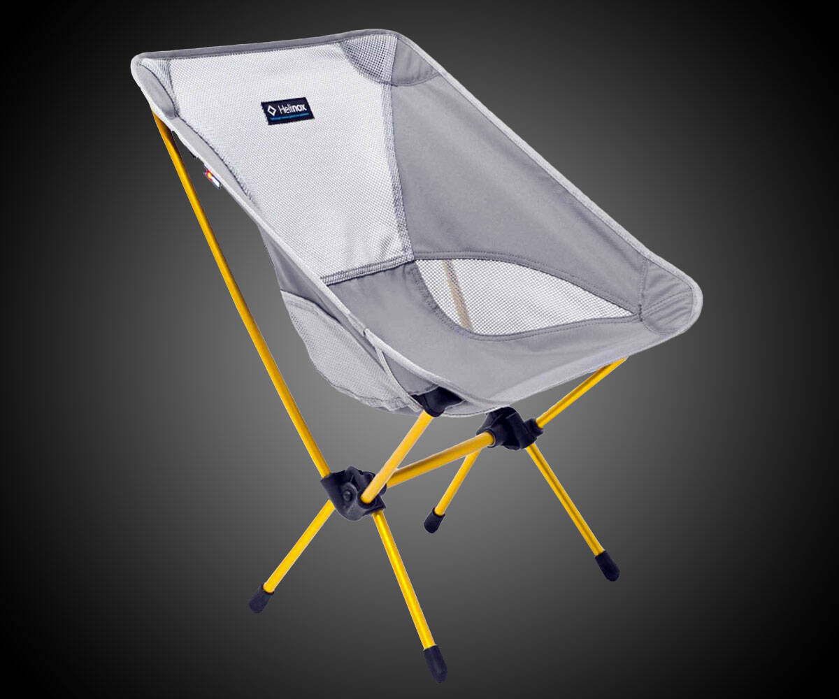 Helinox Chair One Camp Chair - http://coolthings.us